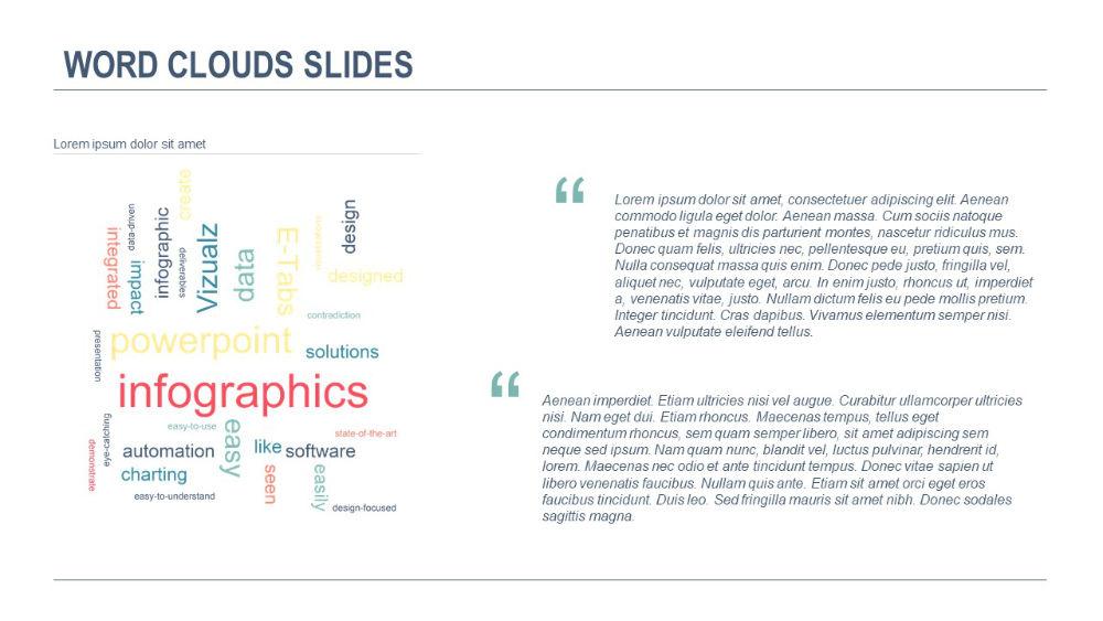 Vizualz Infographics - Slide Templates